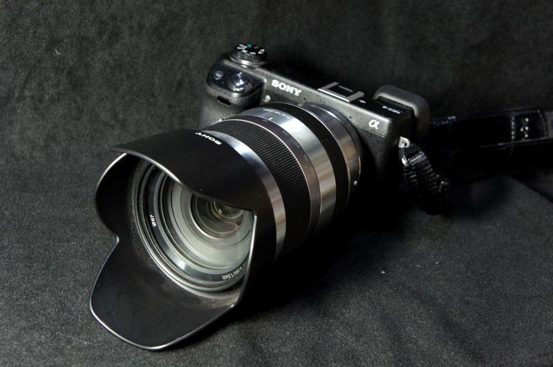 NEX-6+SEL18200